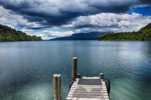Wenn ich den See seh, brauch ich kein Meer mehr...!